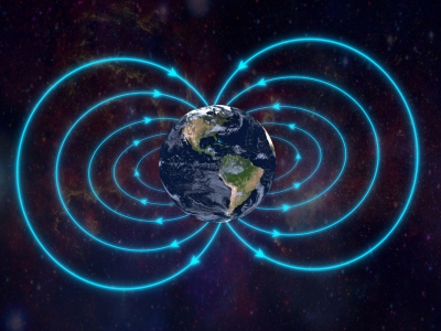earths magnetic field Start studying earth's magnetic field learn vocabulary, terms, and more with flashcards, games, and other study tools.